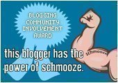 Power of Schmooze Award